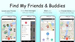 find my iphone from android friends locator android app to locations messages
