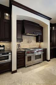 Gourmet Kitchen Designs Pictures by 87 Best Espresso Kitchens Images On Pinterest Pictures Of