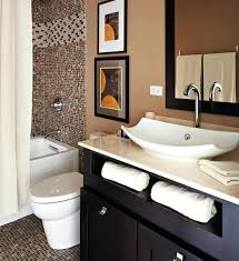 brown and white bathroom ideas gray and brown bathroom ideas thebetterway info