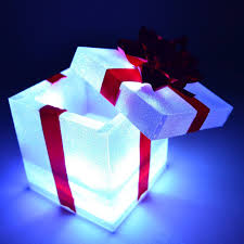 light up gift boxes that actually open set of 6