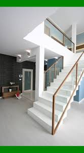 obtain your desire with interior stair railing ideas