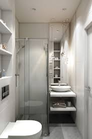 best ideas about compact bathroom pinterest small showers small apartment with modern minimalist interior design