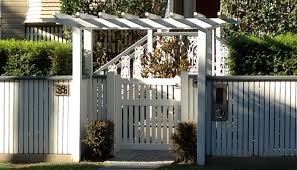 this fence and gate queenslander homes pinterest front fence