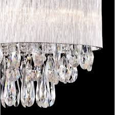 Glass Droplet Ceiling Light by 20