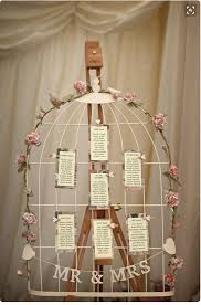 Wedding Arch Ebay Uk 17 Creative Wedding Table Plan Ideas From Pinterest