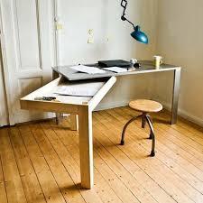 Space Saving Office Desks Space Saving Desk Desks That Will Free Your Golfocd