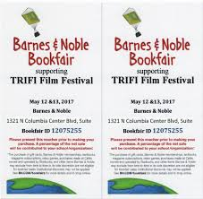 Barnes And Nobles Membership Trifi Book Fair Trifi Film Festival