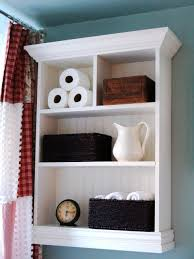 Clever Bathroom Storage Ideas by Bathroom Fast And Easy Shelving Bathroom Ideas Amp Designs Hgtv