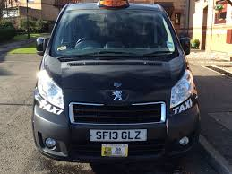 peugeot model 2013 peugeot expert tepee e7 taxi se model 2013 edinburgh black cab