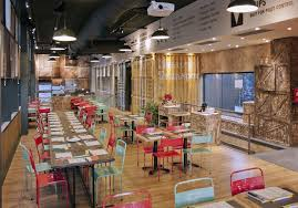 Pizza Kitchen Design Los Sopranos Transforms Recycled Shipping Containers Into Rustic
