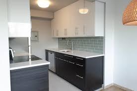 modren black and white kitchen nz for design ideas inside black