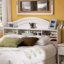 Bookcase Bed Full South Shore Summer Breeze Full Bookcase Headboard Multiple