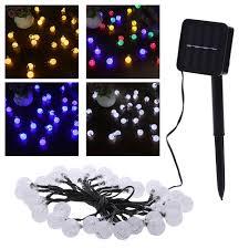 Solar Patio String Umbrella Lights by Online Buy Wholesale Patio String Lights From China Patio String
