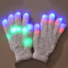 Light Up Gloves Compare Prices On Rave Light Gloves Online Shopping Buy Low Price