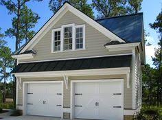 3 Car Garage Plans With Apartment Above I Really Like The Look Of This Garage With The Doors U0026 Big Shed