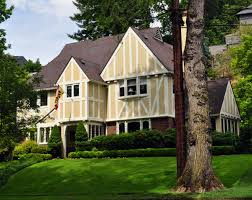 tudor revival home plans