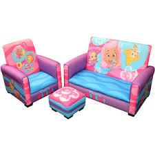 sofa chair for toddler nickelodeon bubble guppies that u0027s silly toddler 3 piece sofa