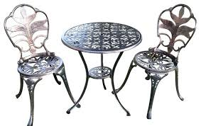 Pier One Bistro Table And Chairs Pier One Bistro Table And Chairs Guen Info
