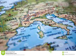 Italy France Map by France Map Stock Photos Images U0026 Pictures 2 271 Images