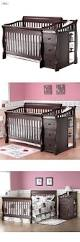 tuscany convertible crib and changer combo espresso creative