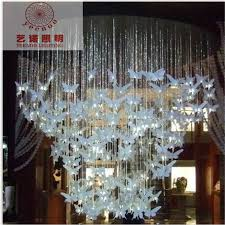circular led light strip china led fiber optics lighting butterfly circular fiber optic