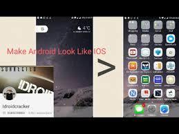 turn android into iphone turn android into iphone