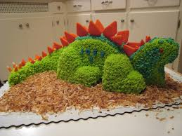 dinosaur birthday cake 3d dinosaur birthday cake 5 steps with pictures
