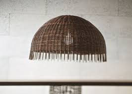 luxury wicker pendant light 28 with additional pull chain pendant