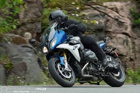 bmw touring bike 2016 bmw r1200rs first ride review motorcycle usa