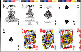 Joker Playing Card Designs Bicycle No 808 Page 2 The World Of Playing Cards