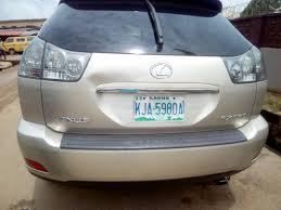 lexus rx330 nairaland 2006 lexus rx330 available for grab 2 850m autos nigeria