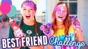 Best Challenge Best Friend Challenge