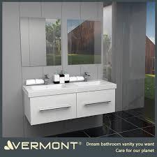 High Gloss Bathroom Furniture White Lacquer Bathroom Vanity White Lacquer Bathroom Vanity