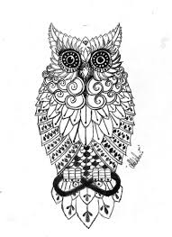 cool owl designs
