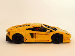 Lamborghini Aventador Lp700 4 - lego ideas lamborghini aventador lp700 4