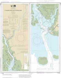Cape San Blas Florida Map by Noaa Nautical Charts In Png Format