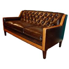 Leather Tufted Chair Western Leather Furniture U0026 Cowboy Furnishings From Lones Star