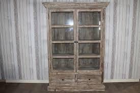 reclaimed cabinet dresser in limed elm