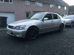 lexus and toyota same car toyota 1998 altezza as200 auto beams racing engine same as lexus is