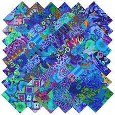 Kaffe Fassett Home Decor Fabric Amazon Com Kaffe Fassett Collective Plum Blue Beauties Precut 5