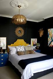 black walls in bedroom 75 stylish black bedroom ideas and photos shutterfly