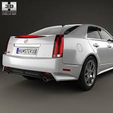 2009 cadillac cts v horsepower cadillac cts v sedan 2009 by humster3d 3docean