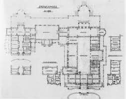 Historic Floor Plans