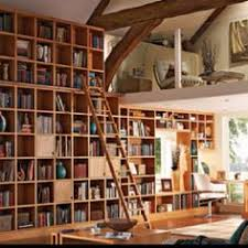Creating A Home Library Design Will Ensure Relaxing Space - Design home library