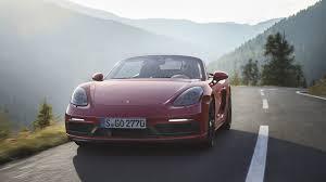 Porsche Boxster 911 - 2018 porsche 718 boxster gts cayman gts bring 911 carrera power