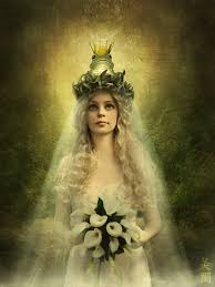 frog princess meeranuhm deviantart fairytale