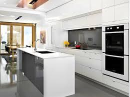 modern kitchen chairs bathroom handsome white gloss bespoke kitchens contemporary