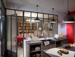 separation cuisine style atelier chambre verriere cuisine salon verriere chambre salon avec