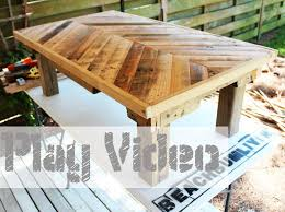 original pallet wood coffee table u2014 beachbumlivin awesome diy