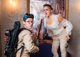 i ruined men u0027s childhoods by dressing up as a ghostbusters